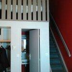 escalier mezanine