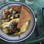Foto di Blue Willow Restaurant & Gift Shop