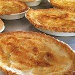 Roasted Turkey Pot Pies
