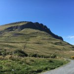 Northern side of Benbulben