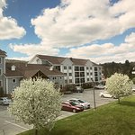 Beautiful spring day in the Upper Valley at White River Inn & Suites.
