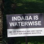 Indaba Hotel Aufnahme