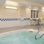 Hot Tub of Fairfield Inn & Suites Minneapolis Bloomington/Mall of America