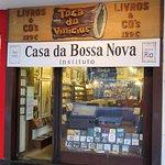 Livraria Toca do Vinicius - Ipanema, Rio (10/May/17).