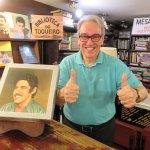 The wonderful Carlos Alberto Afonso - Toca do Vinicius (10/May/17).