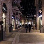 Nice mall just outside Jaffa Gate