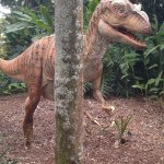Oh NO!! T-Rex