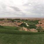 Incredible golf course !
