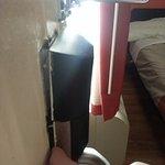 Electronic door lock coming apart