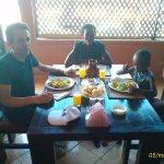 Angolo tranquillo per pranzo familiare