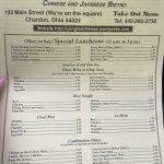Empress Chocken take-out, and menu