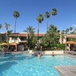 Swimming Pool, Welk Resort, Desert Oasis, Caherdal City, Ca