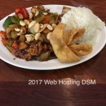 Kung Pao Lunch Special
