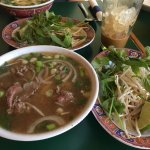 Pho -- to die for.