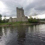 View of Ross castle