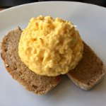 The best scrambled eggs!
