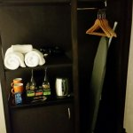 Small but useful wardrobe cabinet