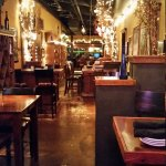 Arrivaderci Milwaukie Oregon one small section of this wonderful restaurant and jazz/blues venue