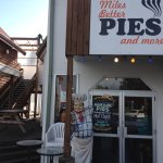 Miles Better Pies Exterior