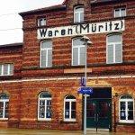 Bahnhof Waren