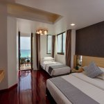 Super Deluxe Sea View (Triple Accommodation)