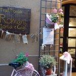 Foto de Trattoria Lo Romani - Da Vittoria e Gigi
