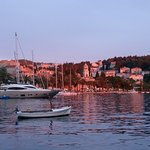 Cavtat at Sunset