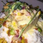 Hawaiian butterfish - pan-seared -- succulent entree!