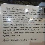 Photo de Ruby's Cafe