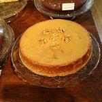 Le gâteau moelleux au noix du thé gourmand ; un gâteau sans gluten de surcroît...