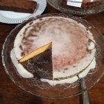 """""""Le gâteau nantais"""" du thé gourmand, ne cherchez pas la part qui manque, je l'ai mangée !"""