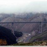 Full view of the main bridge
