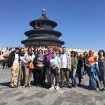 Group in Tibet