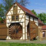 Schubertsche Scheunenwindmühle