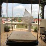 Balcony Swing of my guest room