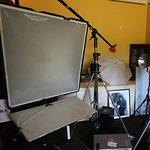 Lichfields studio room.