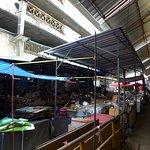 Wet stalls