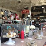 Inside of Clayton's Coffee Shop
