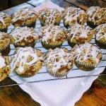 Pumpkin Crumb Cake Muffuns