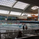 Quite a large pool!