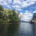 Cottage Place on Squam Lake Foto