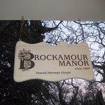 Foto de Brockamour Manor Bed and Breakfast