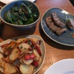 Pork, Padron peppers
