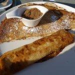 Heverlee, The Lodge, pancakes