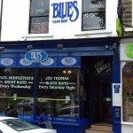 Exterior of Blues Cafe Bar