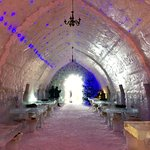 Ice Hotel Romania Photo