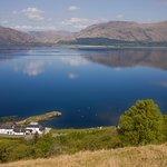 Stunning Views over Loch Linnhe