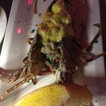 Longtail Boat Restaurant Foto