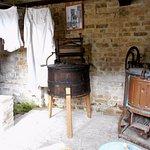 l'ancêtre de la machine à laver