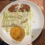 Crema Enchiladas